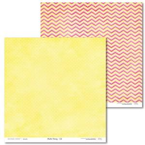Papier 30 x 30 cm - Easter Bunny - 03 - Laserowe LOVE