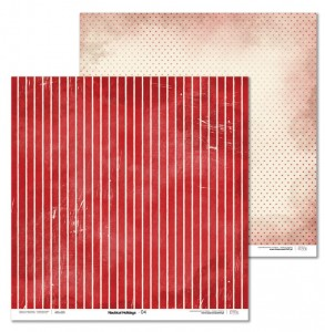 Papier 30x30 cm - Nautical Holidays - 04 Laserowe LOVE
