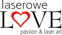 Laserowe LOVE passion & laser art