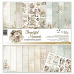 Zestaw papierów - Beautiful Moments - 30,5 cm x 30,5 cm - Lexi Design