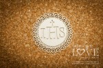 .Chipboard - Empty host with round ornaments, layered- Significato