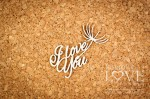 Chipboard - I love you - Laiteron