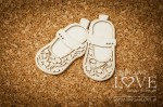 .Chipboard - Shoes for a girl - Baby lily