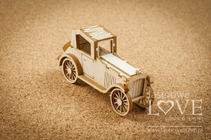 Chipboard - Automobile 3D - Vintage Gentleman