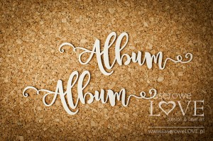 .Chipboard - Album Text 2 items - Ocean Adventure