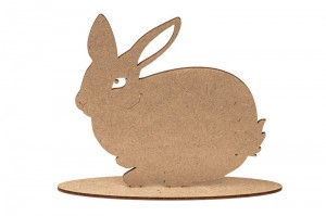 Hdf -  Rabbit with foundation