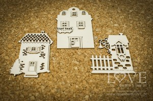 Chipboard - Tenements - Christmas in town