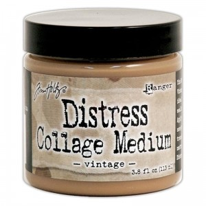 Medium distress - Vintage