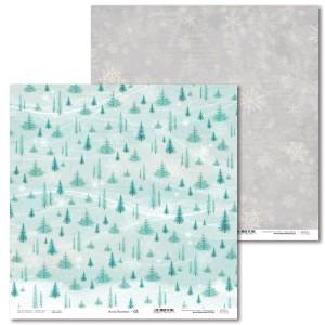 Papier 30 x 30 cm - Arctic  Sweeties - 05 - Laserowe LOVE