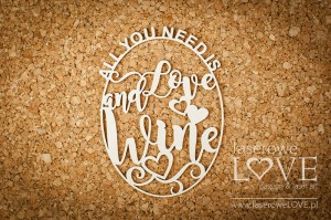 Tekturka - All you need is love and wine - Kitchen Time