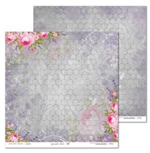 Papier 30x30 cm - Lavender Date - 05 Laserowe LOVE