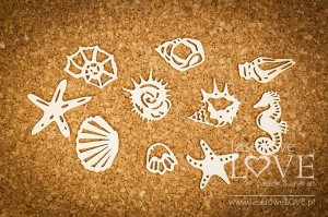 Chipboard - Di Mare shells