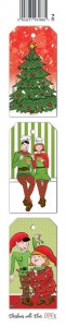 Strip - Christmas with elves - 01 - Laserowe LOVE