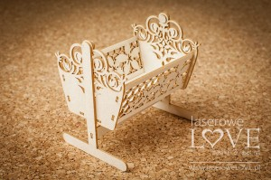 .Chipboard - Cradle 3D - Flower
