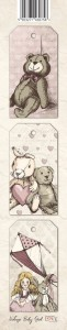 Strip - Vintage Baby Girl - 01 - Laserowe LOVE
