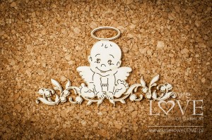 .Chipboard - Angel boy - Emma & Billy