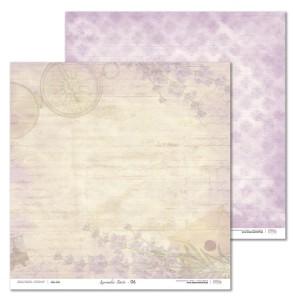 Papier 30x30 cm - Lavender Date - 06 Laserowe LOVE